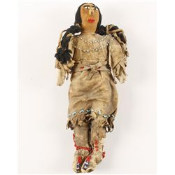 Authentic Indian Maiden Doll