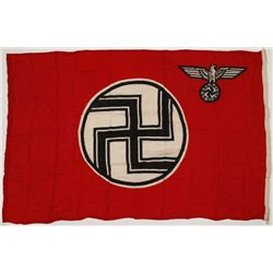 German WW2 Political Government State Service Flag