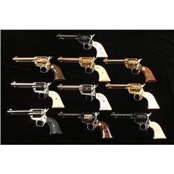 Colt Kansas Series Commemorative Revolvers