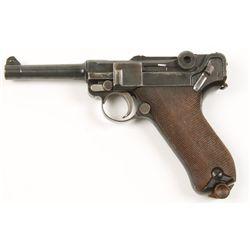 DWM Mdl 1920 Cal 7.65mm SN:76l