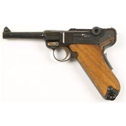 Mauser Mdl Parabellum Cal 9mm SN:11.004628