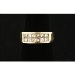 Superior 14K Diamond Anniversary Ring