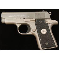 Colt Mustang Pocket lite .380 ACP Cal. Ser# PL5994