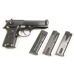 Beretta 92 SB Cal.: 9mm SN: C06457Z
