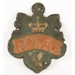 Royal Fire Mark