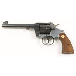 Colt Officers Model Cal .38 SN:613593