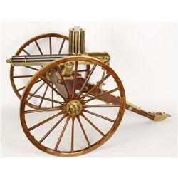 Furr Arms Miniature 1874 Gatling Gun Cal.: .22 Sho