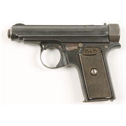 J.P. Sauer & Sohn Mdl 1913 Cal 7.65mm SN:15048