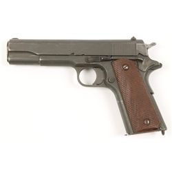 Colt Mdl 1911 Cal .45 SN:520563