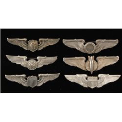 USAAF WWII Army Air Corps Flight Wing Grouping