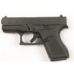 Glock Mdl 42 Cal .380 SN: AASP342