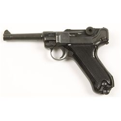 Luger Mdl P08 Cal 9mm SN:7519