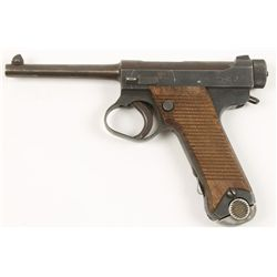 Nambu Type 14 Cal 8mm SN 55960