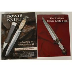 Two Very Collectable Knife Books