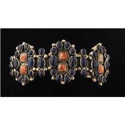 Inlaid Cuff Bracelet