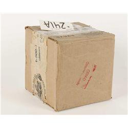 Case of .22 Long Rifle Ammunition