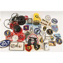 Bonanza Lot of Colt items