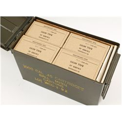 Ammo Can of .45 Auto Ammunition