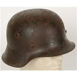 German WWII Army M-42 Combat Helmet Shell