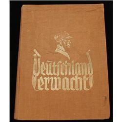 German WWII Deutschland Erwacht Cigarette Album