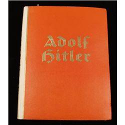 German WW2 Adolf Hitler Cigarette Card Photo Album