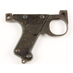 German WWII MG 34 Machine Gun Pistol Grip