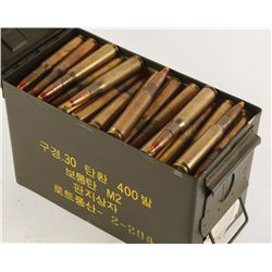 Lot of .50 BMG Tracer Ammo