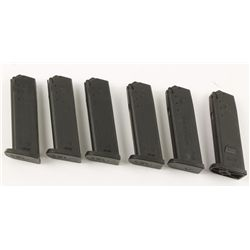 Lot of 6 HK USP Mags