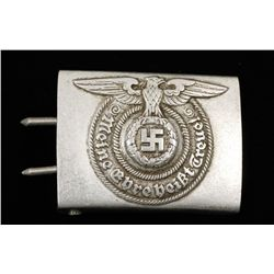 German WWII Enlisted Man's Belt Buckle