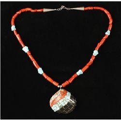 Mary Lavada Shell Necklace