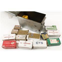 Lot of 38Spl and 357Magnum Ammunition
