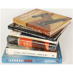 Lot of (6) Gun Books