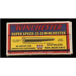 Vintage Winchester .25-35 Ammo