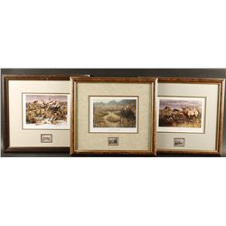 Collection of 3 Fine Art Prints