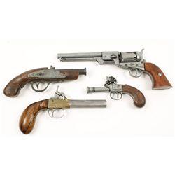Lot of 4 Non-Guns