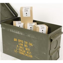 Lot of 7.62mm Ball Ammo