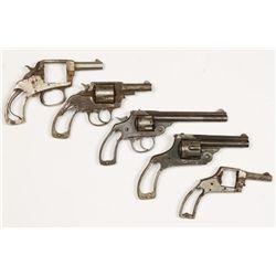 Bag of Antique Parts Guns