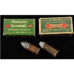 Lot of Rimfire Ammunition