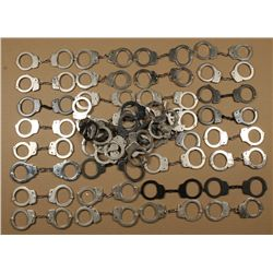 Lot of 41 Handcuff