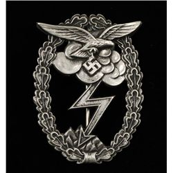 German WWII Luftwaffe Ground Combat Badge