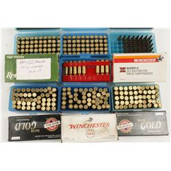 Lot of 22-250 Ammunition
