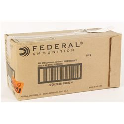 Sealed Case of .223 Ammunition
