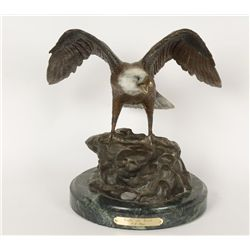 Fine Art Bronze by A.L. Bayre