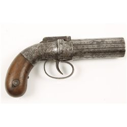 Allen & Thurber Pepperbox Approx. .36 Ca NVSN