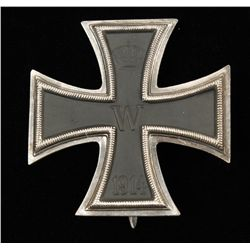 Imperial German WWI 1st Class Iron Cross