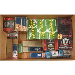 Lot of Rimfire Ammunition