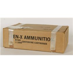 Case of .44 Magnum Ammunition