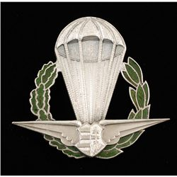 German/Hungarian WWII Axis Paratrooper Badge