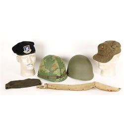 Lot of Military Helmets