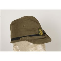 Japanese WWII Naval Marine Petty Officers Cap